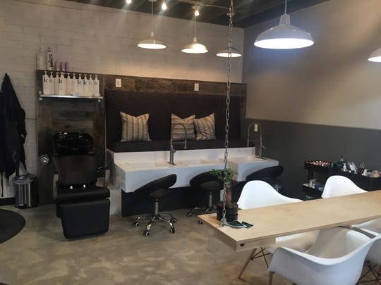 DommLife offers a variety of services including a salon