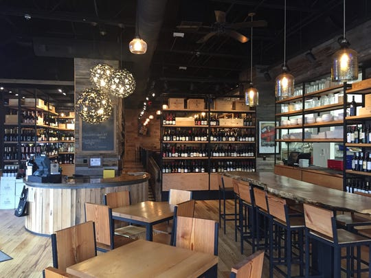 The Foxcroft Wine Co. store in Greenville will have a similar look and feel to the one in the   Dilworth neighborhood of Charlotte.