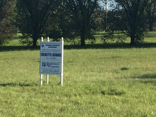 Everette Downs is a proposed commercial development