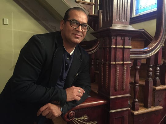 "Chef Gyanendra ""GG"" Gupta wants to bring farm-to-table"