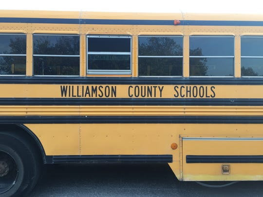 Williamson County Schools announced half a dozen new promotions this week.