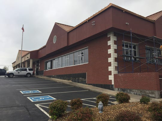 Improvements are being made to Mt. Juliet City Hall