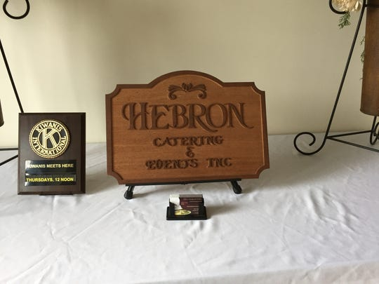 Hebron Catering and Events will celebrate its sixth year in business on July 1.