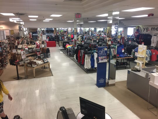 Binghamton Mayor Richard David announced the city and Boscov's had reached an agreement to extend the department store's PILOT agreement by a year.