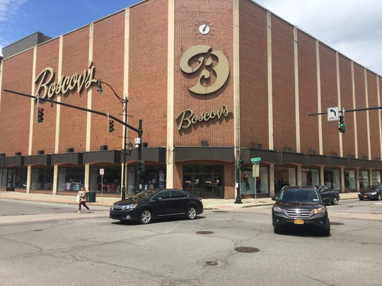 Boscov's, founded in 1914, is often considered an anchor