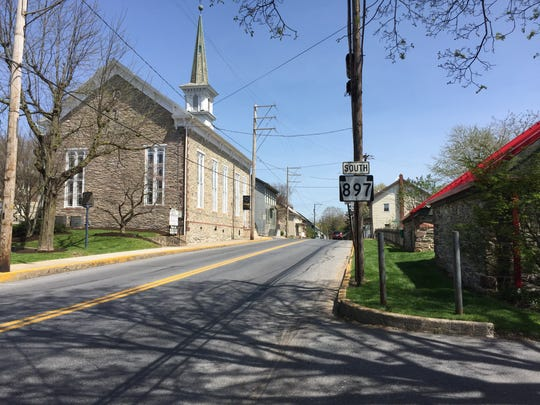 A large stretch of Route 897 beginning in Heidelberg Township and crossing into Lancaster County will be getting a much needed resurfacing in the coming year.