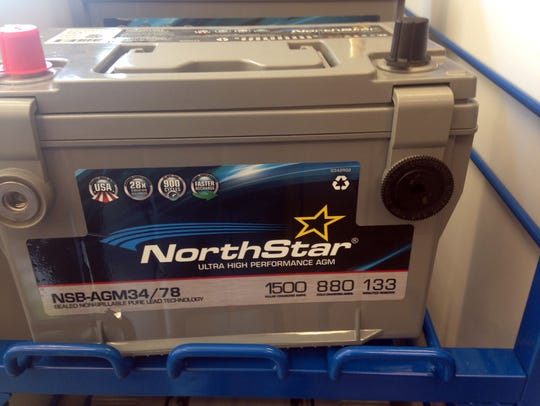Master Battery stocks premium NorthStar-brand batteries.