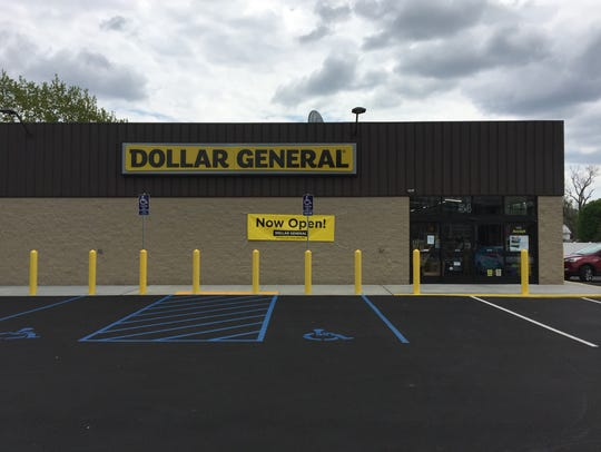 The new Dollar General location at 54 E. Main St. in