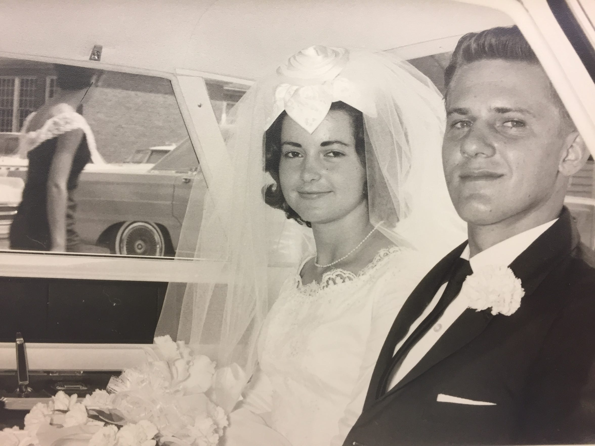 Russell and the former Jacqueline Marie Hanks were married Aug. 28, 1965 at Immaculate Conception Catholic Church in Morse, a small farming town in Acadia Parish.