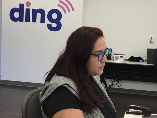 Sofia Robles is a financial analyst with Ding, a Dublin,