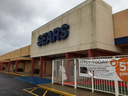 Sears is closing its Titusville store next month