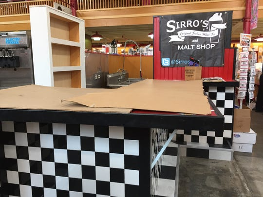 Opening in June, Sirro's Italian Ice & Concessions