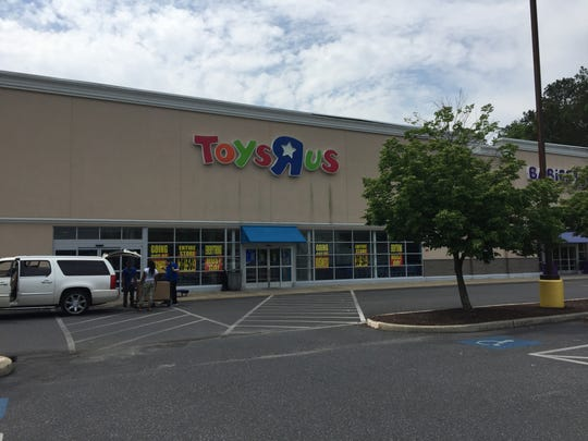 Toys R Us is closing at the end of June in Salisbury