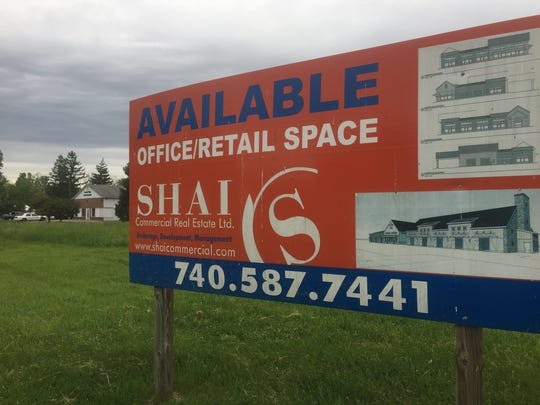 Signage for commercially-zoned property available on