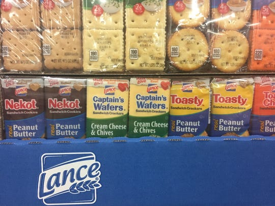 Campbell Soup Co. recently acquired the product lines of Snyders-Lance Inc.