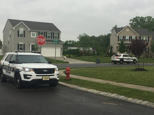 Vineland Police responded to a report of a shot fired May 22 in the area of Dante Avenue and Venturi Lane.