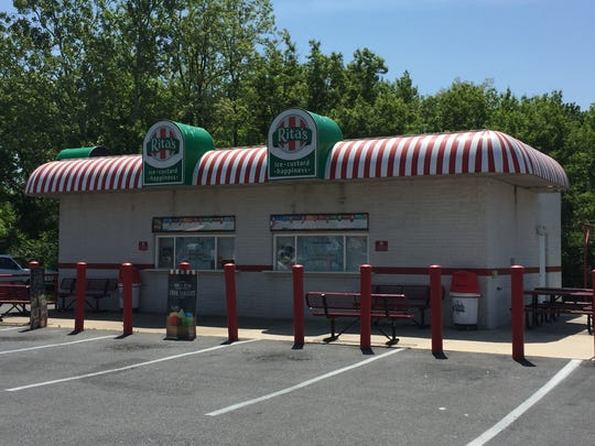 Popular chain Rita's Italian Ice has locations in Palmyra and Cleona.