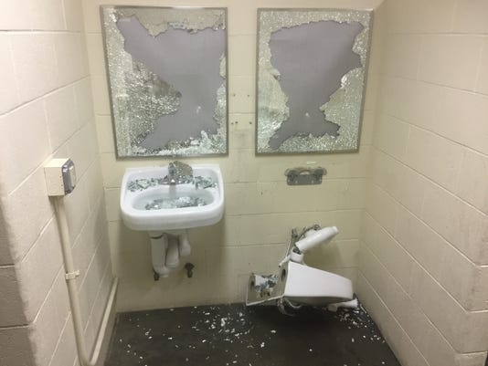 Carmel's Central Park West Commons Park Hit By Vandals Fascinating Central Park Bathrooms