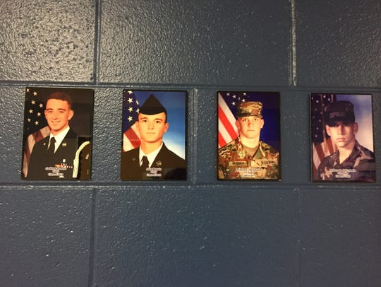 Howell High School graduates who are also military