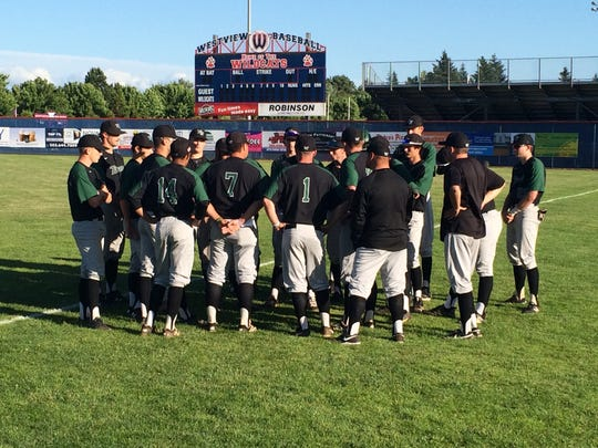 West Salem's baseball team lost 4-1 at Westview on Tuesday in the OSAA Class 6A state semifinals.