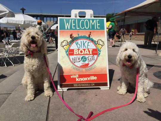 Knoxville's Bike Boat Brew & Bark will take place Saturday, June 2, at Volunteer Landing.