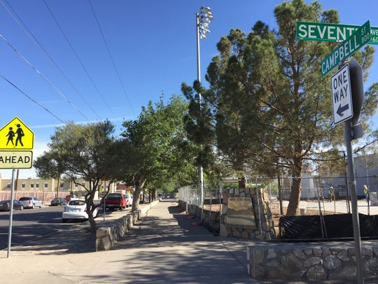 Campbell Street in Downtown El Paso will become a two-way
