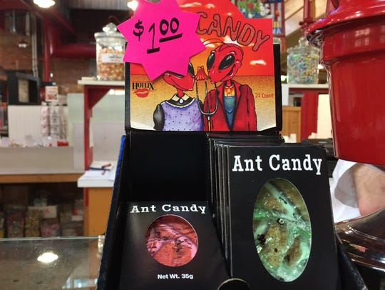 Ant candy is all the rage in Harrisburg, Philadelphia,