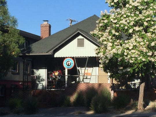A building permit has been issue for Insomniac Cookies at 935 N. Virginia St., across from the University of Nevada just north of Ninth Street.