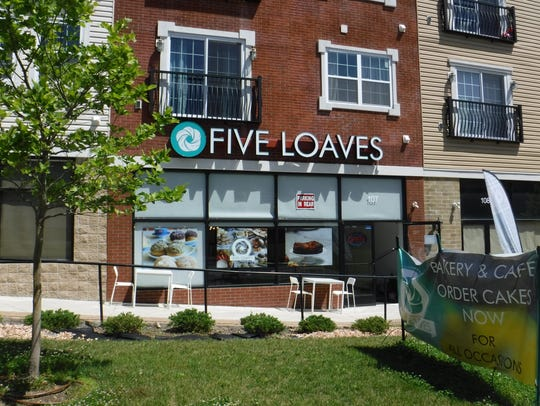 Five Loaves Bakery & Cafe is located in Vision Old