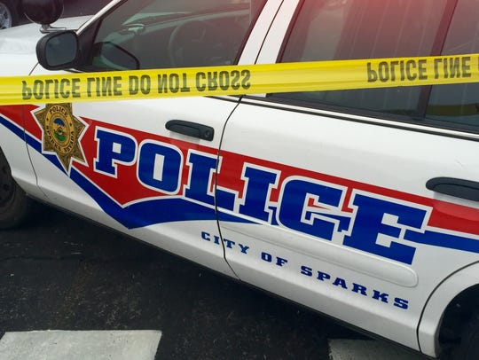 Investigators with the Sparks Police Department are searching for the driver of a black SUV, who reportedly rammed into a 16-year-old teenager in a hit-and-run crash on Friday, March 22, 2019, near Wedekind Road and Farrel Ross Drive in Sparks.