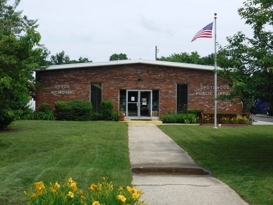 Spotswood Public Library to close for one week PHOTO CAPTION