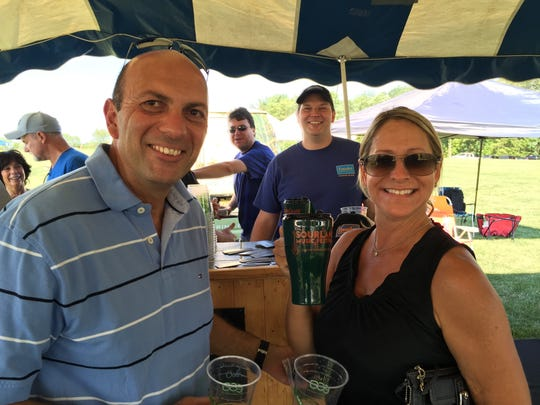 Flounder Brewing Company of Hillsborough will be returning
