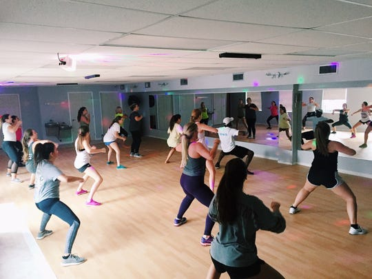 Drip Drop Fitness offers dance cardio classes weekdays