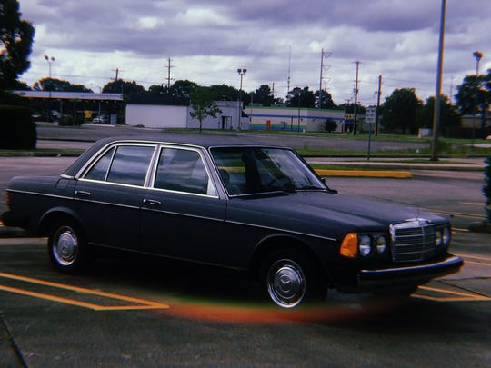We asked folks to share their first car with us. Miguel Savoy, 18, worked I worked his whole senior year at Comeaux High School this year to buy his own car, a 1982 Mercedes Benz 240d. Send a picture and info to lguidry@theadvertiser.com to see it in this gallery or Times of Acadiana.