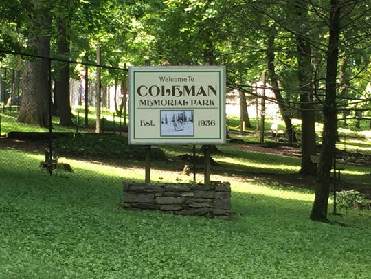 Coleman Park, located at 1400 W. Maple St. in Lebanon,