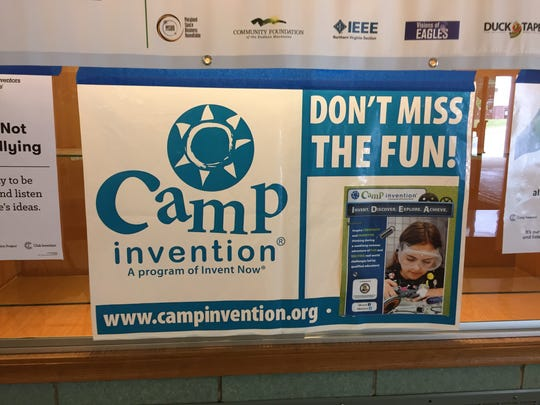 A nationally recognized children's STEM program, Camp Invention, operates right here in Lebanon County.