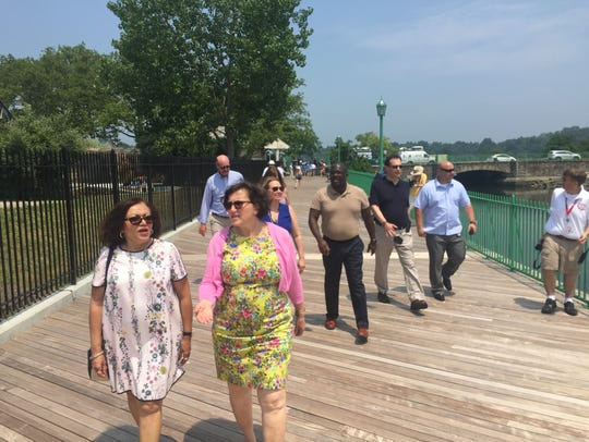 Westchester County lawmakers, parks staff and other