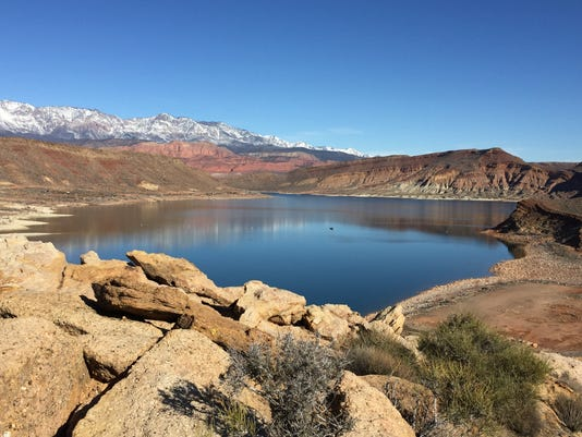 Quail Creek Reservoir