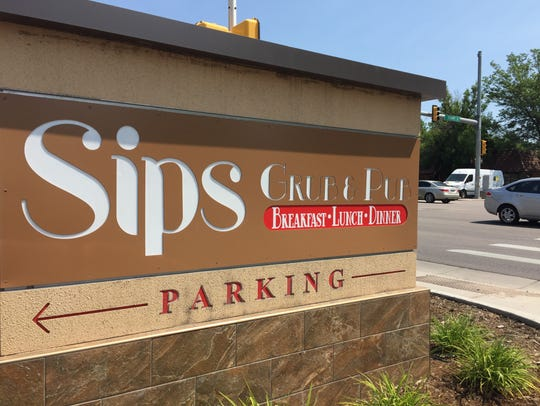 Sips Grub & Pub will open in mid-July at the corner