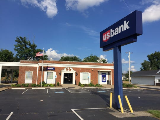 US Bank on Fort Campbell Boulevard.