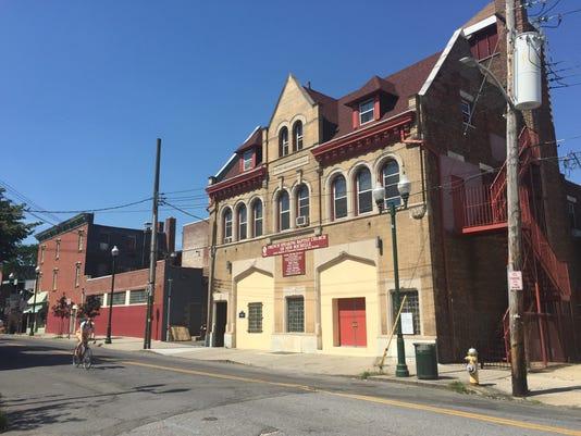 500 Main Street development