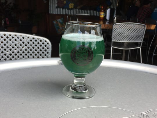 Check out the Swatara Snow Cone, a sour beer made special