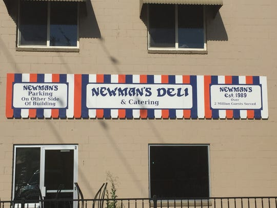 Newman's Deli of Reno closed in July 2018 after nearly