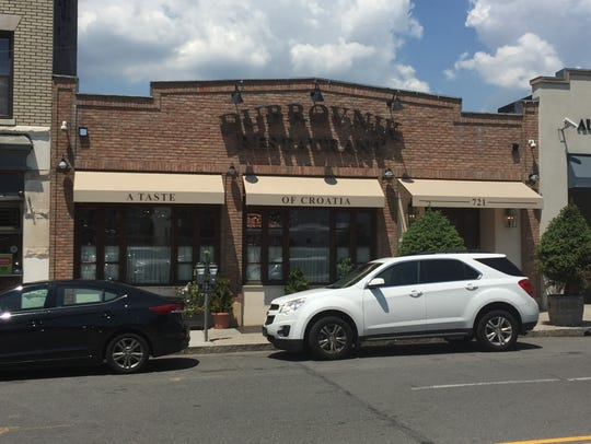 An image of Dubrovnik Restaurant located at 721 Main Street in New Rochelle. It's believed to be the first and only Croatian restaurant in Westchester County | Nicholas Tantillo | July 13, 2018