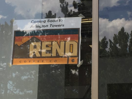 When it opens, Reno Coffee Co. will operate from a