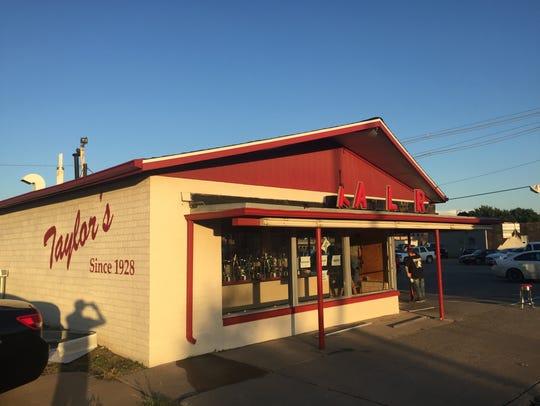 Marshalltown's iconic Taylor's Maid-Rite restaurant