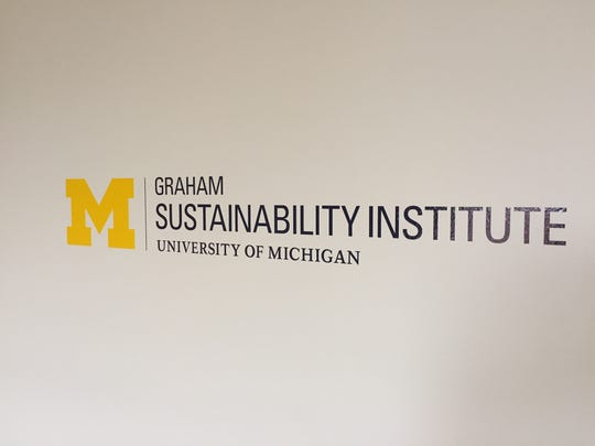 "Industrialist Donald C. Graham founded the University of Michigan's Graham Sustainability Institute at his alma mater ""to act as a catalyst and forum, where representatives from academia, industry, and government can work and be supported with the needed resources to integrate sustainability into education, manufacturing, and policy development,"" according to the institute's website."