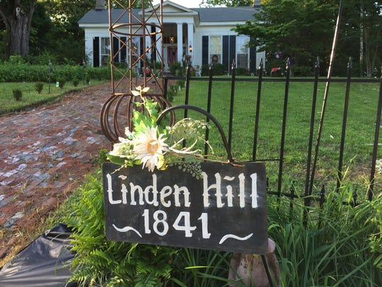 Last year, Stacey Humphreys and her husband bought an antebellum home in Holly Springs called Linden Hill. They were told it was haunted. They bought it anyway.