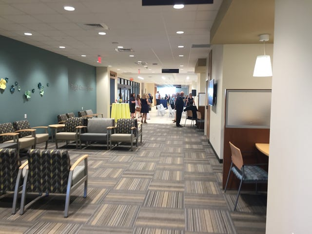 U of M shows off new $175M Brighton health center ahead of