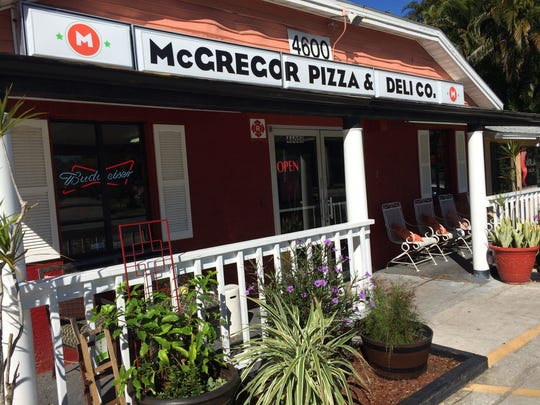 Since opening McGregor Pizza & Deli Co. Oct. 1, owners